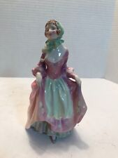 """Royal Doulton Bone China """"Suzette"""" Figurine Made in England Hn 2026 H"""