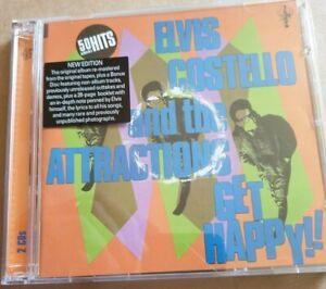Elvis Costello - Get Happy!! ( rare 2 cd set )