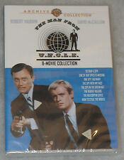 Man From U.N.C.L.E Uncle ) 8 Peliculas ColeccióN DVD Box Set Region Free SELLADO