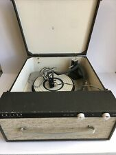 More details for philco monarch partygram three 3 vintage 60's record player br