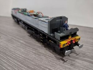 Bachmann Spares Class 66 Replacement Chassis 21 pin DCC Ready from 32-977