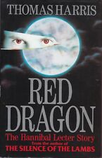 Red Dragon The Hannibal Lecter Story Thomas Harris 1991 HB -Silence of the lambs