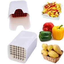 Fries Chips Slicer One Step Natural French Fry Cutter Vegetable Fruit Potato