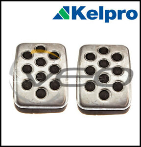 HOLDEN BARINA XC 1.4L Z14XEP 7/04-10/05 KELPRO BRAKE & CLUTCH PEDAL PAD (MANUAL)