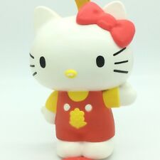 Hello Kitty 1983 Crib Toy Sanrio Child Guidance Plays Rock a Bye Baby Vintage