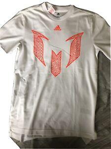 Adidas Boys T Shirt - Age 15/16 BNWOT