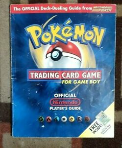 Pokemon Trading Card Game For Game Boy Nintendo Power Strategy Game Guide