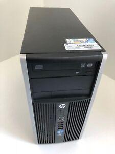 HP Compaq Pro 6200 Intel I5 2400 @ 3,10GHz 500GB 8 GB Win10 Mwst.