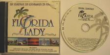 Florida LADY-COLONNA SONORA-CD-Chris Thompson Little Richard Jerry Lee Lewis