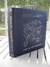 BRAZILIANART V LIVRO DE ARTE BRASILEIRA 2004 ISBN 8598568074