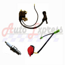 Honda GX160 5.5 HP Ignition Coil, Spark Plug, On/Off Switch for 5.5 hp Engines