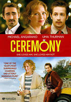 NEW! Ceremony (DVD, 2011) Uma Thurman, Michael Angarano