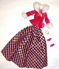 Barbie Fashion/Outfits Jacket/Skirt For Barbie Dolls hf11