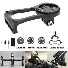 Bike Stem Extension Computer Mount Holder For Garmin Bryton Cateye Go Pro cycle