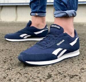 Reebok Royal Classic Jogger 3.0 Sneaker blau-weiß Gr.40,5 NEU & OVP