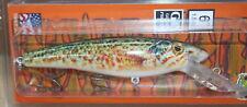 "6"" Little Ernie Musky Mania Pike Crankbait Live Image Pumpkinseed LE-80-L"