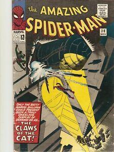 Amazing Spiderman  # 30