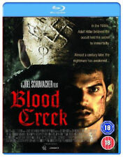 Blood Creek Blu-ray Blu-ray NEUF (ebr5155)