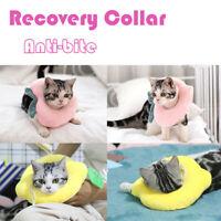 Cat Dog Protective Collar Pet Cone Wound Healing Medical Elizabethan E-collar