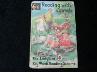 Ladybird Book - 6C - Reading with Sounds. Published 1965.