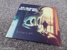 Noel Gallagher's High Flying Birds - If I Had A Gun.. 2 Trk CD Single 2011 RARE!