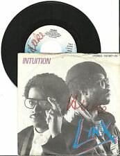 """Linx, Intuition, G-/VG  7"""" Single 999-774"""