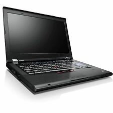 "Lenovo ThinkPad T420 14"" Intel Core i5 2nd Gen 4 GB Ram 320 GB HDD Win 7 Webcam"
