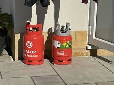 More details for 6kg calor lite gas bottle x 1 nearly full x 1