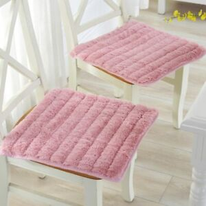 Home Chair Seat Dining Chair Cushion Tied The Rope Office Bar Chair Back Seat