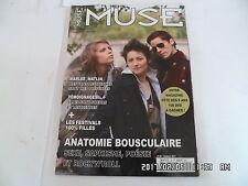LA DIXIEME MUSE N°50 05/2011 ANATOMIE BOUSCULAIRE BETTY MARLEE MATLIN    K34