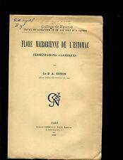 Coyon, Flore Microbienne De L'Estomac