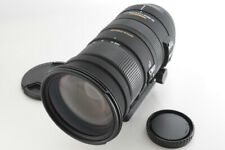 """""""Excellent"""" SIGMA APO 50-500mm F4.5-6.3 DG OS HSM for SONY A-mount #8830"""