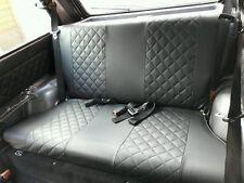 Kit completo tappezzeria sedili anteriori e posteriori della Fiat panda 750,1000