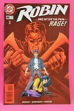 Robin #40 After the Pain Rage 1997 Chuck Dixon DC Comic Comics VG
