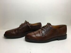 VTG MENS COLE HAAN CASUAL BROWN SHOES SIZE 11.5 M