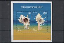 Palau 2014 MNH Seashells of Indo Pacific 2v S/S I Shells Marine Chicoreus Murex