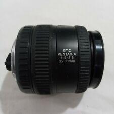 SMC Pentax-A 35-80mm F4-5.6 Camera Lens