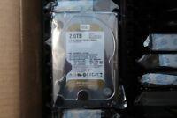 "*New* Western Digital WD2005FBYZ WD Gold 128MB Cache 6Gb/s 3.5"" 2TB Sata"