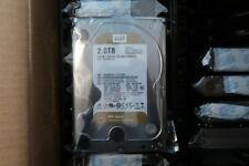"*New 2017* Western Digital WD2005FBYZ WD Gold 128MB Cache 6Gb/s 3.5"" 2TB Sata"