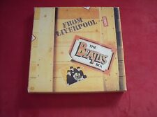 THE BEATLES BOX FROM LIVERPOOL - COFFRET 8 LP's.