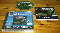 TOM CLANCY'S RAINBOW SIX PLAYSTATION PS1 ORIGINAL GAME