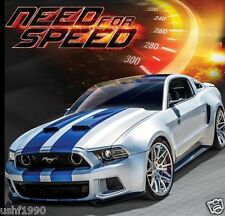 New Maisto Need For Speed Ford Mustang Diecast 1:24 Model Racing Car Crazy Toy