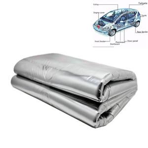 1X1.4M 10MM Car Hoods Deadener Insulation Heat Shield Mat Firewall Protection