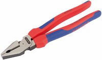 Knipex 225Mm High Leverage Combination Pliers Draper 49173