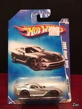 Hot Wheels 2006 Dodge Viper Dream Garage Silver