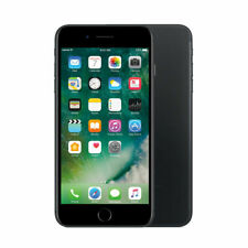 Apple iPhone 7 32GB Black A1660 Fully Unlocked 4G LTE IOS Smartphone