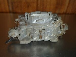 Carter AVS 4-Barrel Carburetor Carb 4429s Date H7 1968 Mopar 440 Dodge Plymouth
