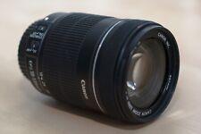 Canon EF-S 18-135 mm F/3.5-5.6 IS Objektiv - 12 Monate Gewährleistung