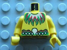 Buste LEGO PIRATES Minifig Islander torso 973p3j  / Set 6292 1788 6262 6278 ...