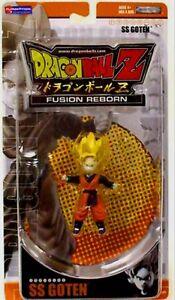Dragonball Z Fusion Reborn SS Goten Factory Sealed New Jakks Pacific 2007